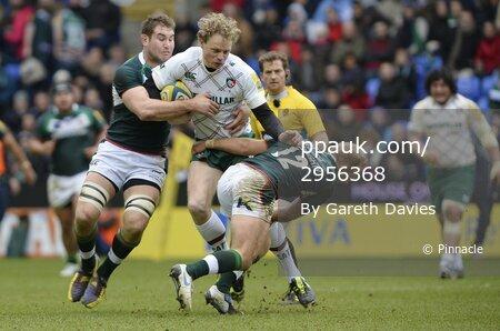 London Irish v Leicester 230214