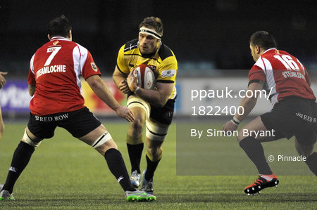 Cardiff Blues Premier Select v Cornish Pirates 131215