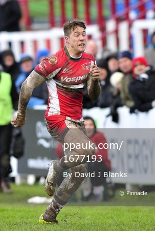 Plymouth Albion v Rotherham Titans 310115