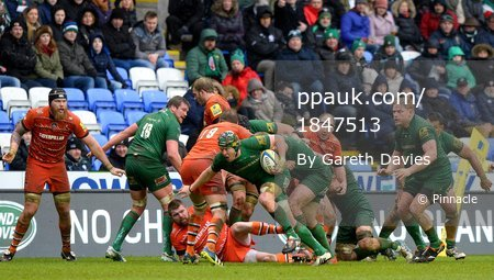 London Irish v Leicester Tigers 220215