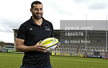 Aviva Premiership Photocall 060515