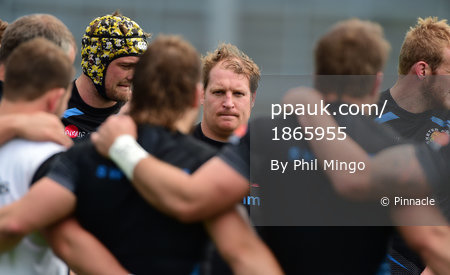 Exeter Chiefs Training 130515