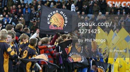 Exeter Chiefs v Harlequins 281115