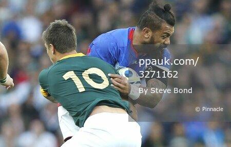South Africa v Samoa RWC 260915