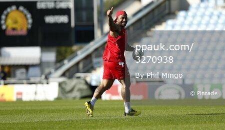 Tonga captain's run 280915