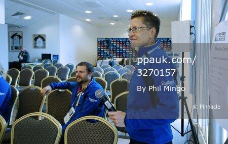 Volunteer Press conference 101015