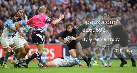 Argentina v New Zealand 200915
