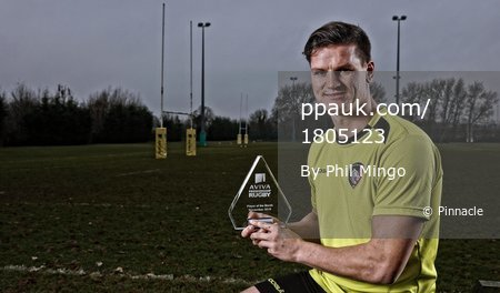 Aviva November Player of the Month 061216