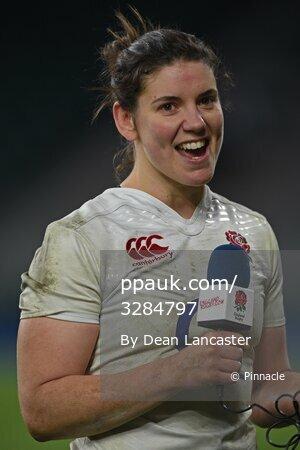England v Ireland Women 270216