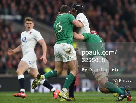 England v Ireland 270216