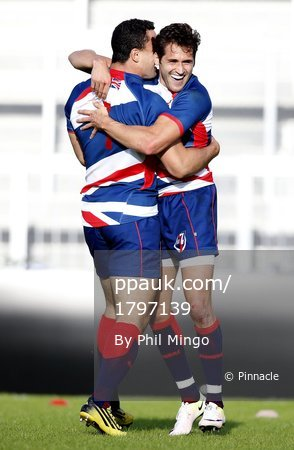 Rugby Europe 7s Cup Final 100716