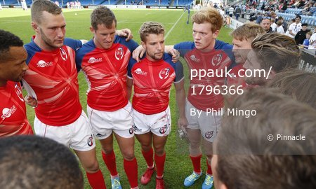 Rugby Europe 7s Plate Final 100716