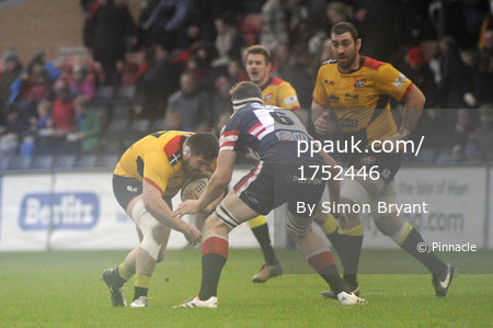 Doncaster Knights v Cornish Pirates 271116