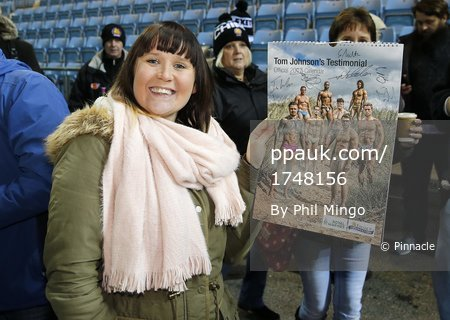 Exeter Chiefs v Worcester Warriors 261116