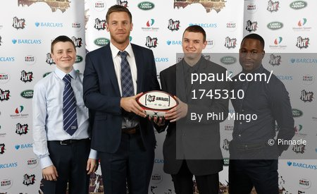 Premiership Rugby's HITZ Awards 281116