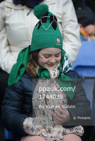 London Irish v Jersey Reds 271116