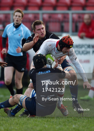 Plymouth Albion v Macclesfield 261116