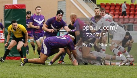 Plymouth Albion v Loughborough Students 291016
