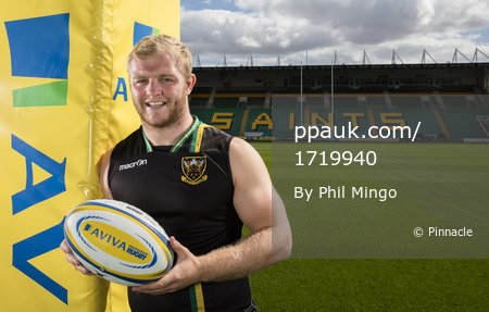 Aviva Community Northampton Saints 080916
