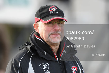 Richmond v Cornish Pirates, Richmond, UK - 09 Feb 2019