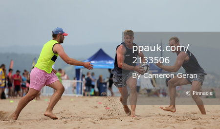 South West Beach Rugby 2019, Exmouth, UK - 29 Jun 2019