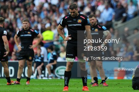 Exeter Chiefs v Saracens, Twickenham, UK - 1 Jun 2019