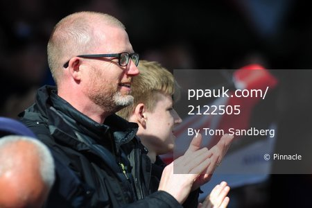 Saracens v Exeter Chiefs, London, UK - 4 May 2019