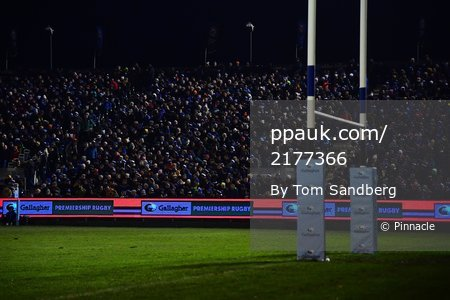 Bath Rugby v Saracens, Bath, UK - 29 Nov 2019