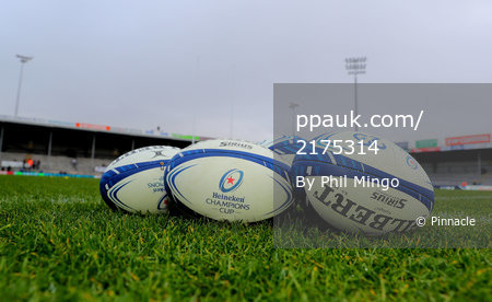 Exeter Chiefs v Glasgow Warriors, Exeter, UK - 23 Nov 2019