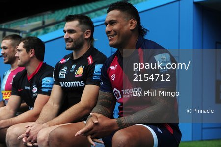 Gallagher Premiership Rugby Launch, Twickenham, UK - 11 Sept 201