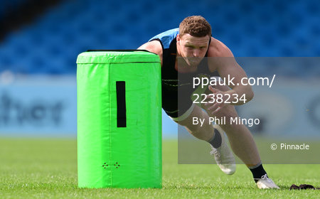 Exeter Chiefs Training Session, Exeter, UK - 3 July 2020