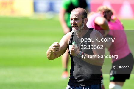 Harlequins Training, Twickenham - 31 Jul 2020