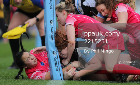 Exeter Chiefs Women v The Army Women, Exeter, UK - 7 Mar 2020