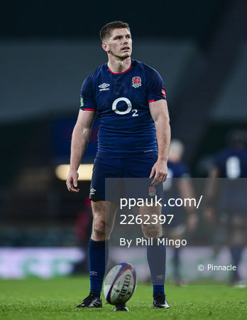 England v Georgia, Twickenham, UK - 14 Nov 2020
