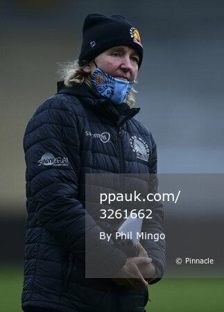 Exeter Chiefs Women v Worcester Warriors Women, Exeter, UK - 7 Nov 2020