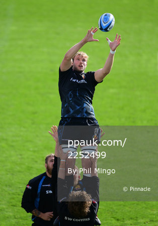 Chiefs Training Session, Exeter, UK - 9 Oct 2020