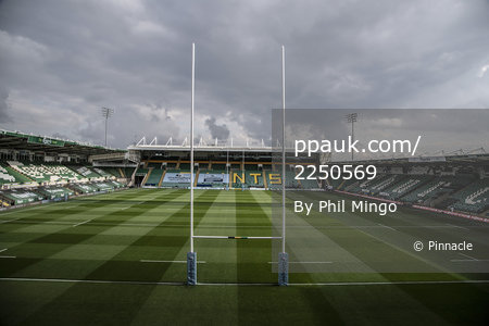 Northampton Saints v Sale Sharks, Northampton, UK - 29 Sept 2020