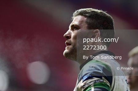 Bristol Bears v Newcastle Falcons, Bristol, UK - 1 Jan 2020