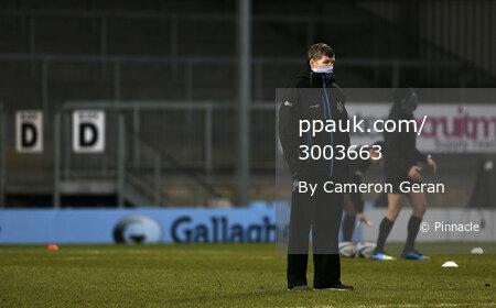 Exeter Chiefs v Bristol Bears, Exeter, UK - 9 Jan 2021