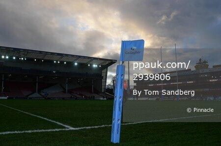 Gloucester Rugby v Sale Sharks, Gloucester, UK -  2 Jan 2021