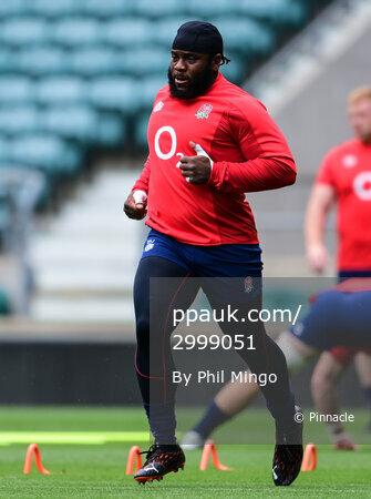 England Training, Twickenham, UK - 7 July 2021