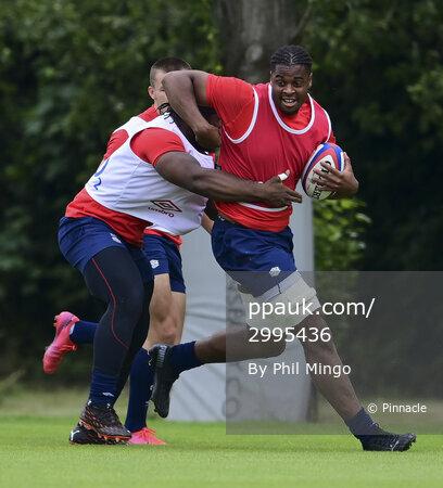 England Rugby training, London, UK - 24 Jun 2021