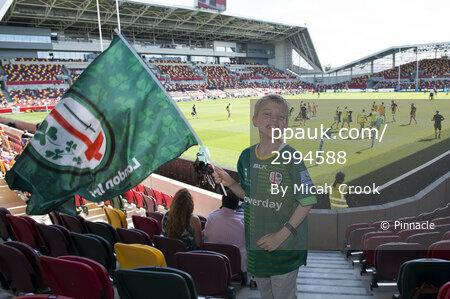London Irish v Wasps, London, UK - 5 June 2021