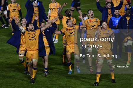 Bath Rugby v Montpellier, Bath, UK - 1 May 2021
