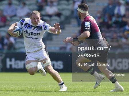 Harlequins v Bath Rugby, London, UK - 29 May 2021
