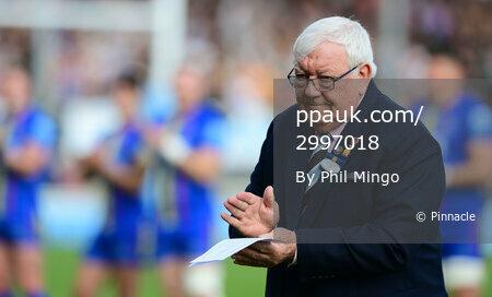 Exeter Chiefs v Worcester Warriors, Exeter, UK - 9 Oct 2021