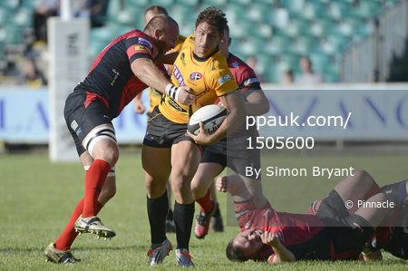 Cornish Pirates v Aberavon Wizards, Penzance -UK - 12 Aug 2017