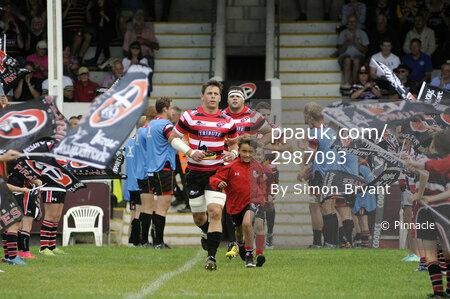 Cornish Pirates v Plymouth Albion, Penzance, UK - 26 August 2017