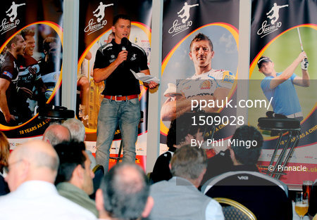 Steenson Testimonial Captains run, Exeter, UK - 11 August 2017