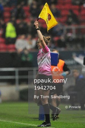 Bristol Rugby v Cornish Pirates, Bristol, UK - 22 Dec 2017